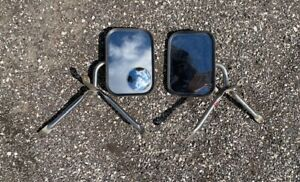 Vintage 10 Truck Side Mirror Set Ford Chevy Dodge International Mack