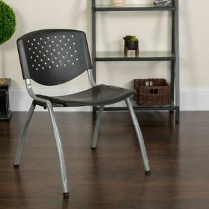 Heavy Duty Multi purpose Chair Stackable Waiting Room Seat Office Furniture