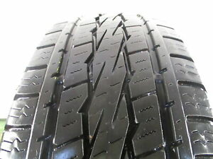 P245 70r17 General Tire Grabber Stx Owl Used 245 70 17 110 S 8 32nds