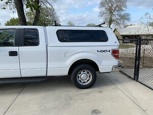 Ford F150 Camper Shell 2009 2014