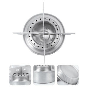 1 Set Alcohol Stove Safe Useful Tool Burner For Camping Outdoor
