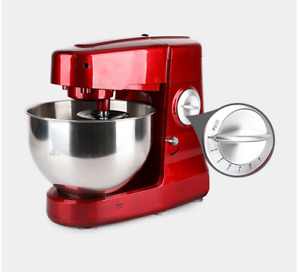 Kitchen Electric Food Mixer Tilt head Dough Mixer With Stainless Steel Bowl
