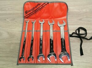 Vintage New Snap on Tappet Wrench Set Low Torque Lta1416 1618 2022 2428 3032 Tb1