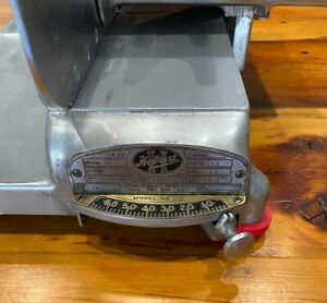 Hobart Commercial Deli Meat Slicer Model 210 W Sharpening Tool Attachments