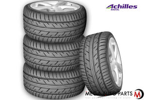 4 Achilles Atr Sport 2 215 45zr17 91w All season Traction High Performance Tires