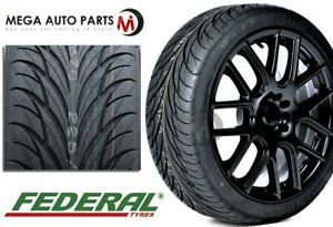 Federal Ss595 Ss 595 215 40zr16 86w Xl All Season Uhp High Performance Tires