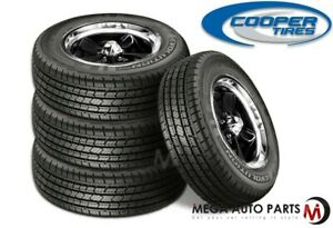 4 Cooper Evolution Ht 235 70r16 106t All Season Tires W 60000 Mile Warranty