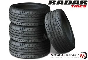4 Radar Dimax R8 305 30zr26 109w Ultra High Performance Summer Car Suv Cuv Tire