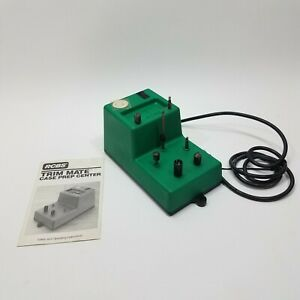 RCBS Trim Mate Case Prep Center with instructions tested $160.00