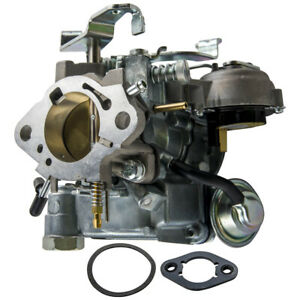 Replacement 1 barrel Carburetor For Chevy Gmc V6 6cyl 4 1l 250 4 8l 292 Engine