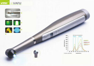 Dental Wireless Led Curing Light Curing Lamp 3200mw cm With 4 Powerful Leds