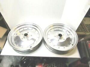 Centerline Spindle Mount 3 1 2 Front Wheels Anglia Spindle Dragracing