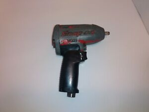 Snap On Tools Super Duty Air Impact Wrench 3 8 Drive Mg31 Works Great Mechanic