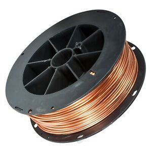 6 Awg Copper Ground Wire Solid Bare 50 New