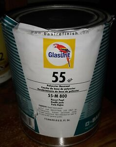 Basf Glasurit 55 M 800 Russet Pearl Toner As Pictured 1 Liter Older Stock