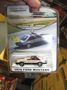 Greenlight 1 64 1979 Ford Mustang Indy Pace Car Nib