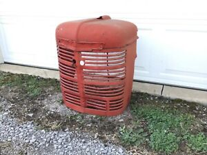 Used Farmall H Tractor Front Grill