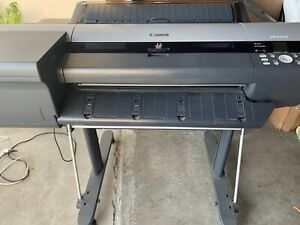 Canon Ipf6400 Wide Format Inject Printer