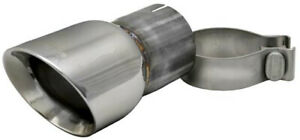 Corsa Tk003 Pro Series Universal Clamp on Exhaust Tip 2 750 In Inlet 3 500 In