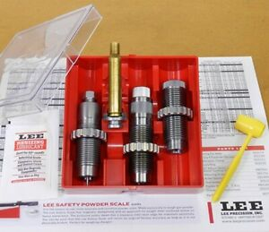 LEE Precision 300 Win Mag Pacesetter 3 Die Reloading Set Winchester Magnum 90539 $44.90
