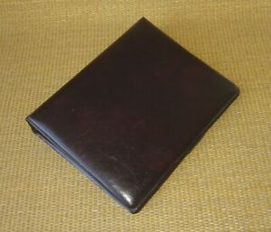 Classic Franklin Covey quest Burgundy Durable 1 125 Rings Open Planner binder