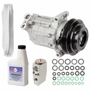 For Chevy Camaro Ss 6 2l Ls3 V8 2010 2015 Ac Compressor A c Kit Dac