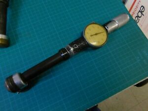 Standard 3 Dial Bore Gage With Right Angle Attachment
