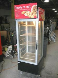 Hatco Pfst 1x Tall Dry Pizza Warmer Dry Holding Cabinet