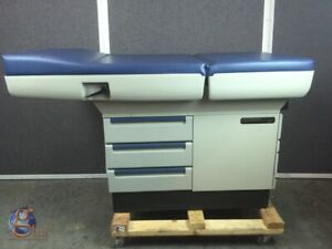 Ritter Midmark 404 Medical Ob gyn Gynecology Exam Table Chair 2 Matching Avail