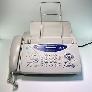 Brother Intellifax 885mc Plain paper Fax Machine With Message Center Copier