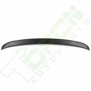 Rear Trunk Spoiler Wing Lip L041 Cool Maintain Traction For 14 Volkswagen Jetta