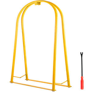 2 Bar Tire Inflation Cage Tire Cage Car Tire Inflation Tool With A Tire Changer