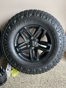 18 Oem 2020 Trail Boss Wheels And Tires