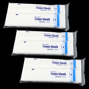 200pc Sheath Dental Camera Sleeve sheath cover Disposable For Intraoral A04 7a C