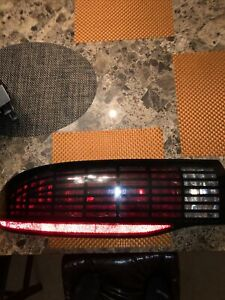 1996 Pontiac Firebird Trans Am Tail Lights
