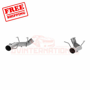 Mbrp Exhaust System For Ford Mustang Gt 5 0l 2011 2014