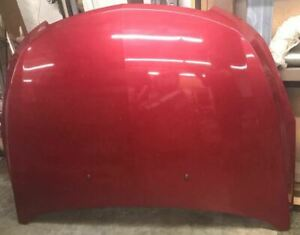 Hood Vin P 4th Digit Limited Fits 11 16 Cruze local Pick up