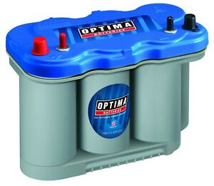 Optima 8027 127 Grp 27m Bluetop Marine Battery