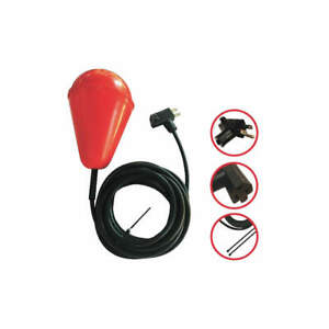 Sump Alarm Sa 3120 5 Heavy Duty Float Switch with 15 Ft Cable