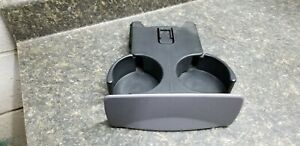 97 98 99 Dodge Dakota Front Seat Pull Out Cup Holder Cupholder Gray Oem