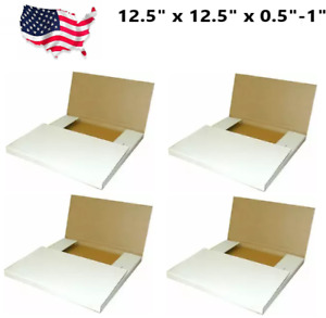 100 12 5 X 12 5 X 1 2 Or 1 Lp Premium Record Album Mailer Book Box Mailers