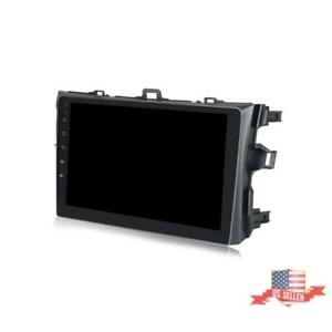 2006 2012 For Toyota Corolla 9 Android 9 1 Car Stereo Radio Gps Player Us Ship