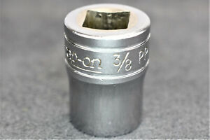 Snap On Pp412a 3 8 Square Pipe Plug Socket 4 Point 3 8 Drive