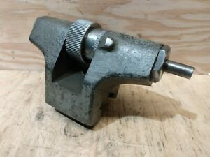 Rockwell Delta Metal Lathe Micrometer Carriage Stop Bed Clamp