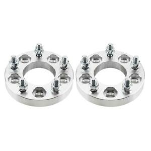 2pcs Wheel Adapters Wheel Spacers 5x4 5 To 5x4 75 1 Thick 74mm Cb 12x1 5 Stud