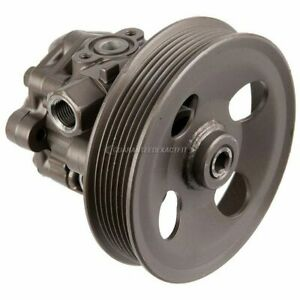 For Kia Forte Forte Koup 2010 2013 Remanufactured Power Steering Pump Dac