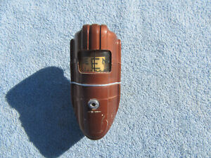 Vintage 1930s 1940s Car Compass Gm Chevy Lowrider Accessory