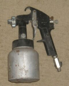 Vintage Craftsman Paint Spray Gun With Canister Model 106 15712