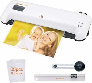 Thermal Laminator Bonsaii A4 Laminating Machine For Home office school Quic