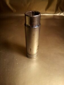 Snap On S 181 9 16 Deep 12 Point 1 2 Drive